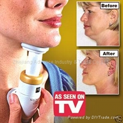 New Neckline Slimmer As Seen On TV Neck Line Exerciser Thin - Chin Massager