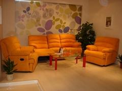 1+2+3 recliner sofa