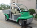 CE Approved Electric Utility Car with Cargo Box (Hot Product - 1*)