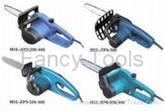 Garden tools - chain saws