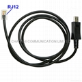Kenwood KPG-4 USB RIB-Less Programming Cables