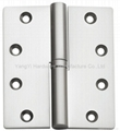 BH30435-1BB L PN  Brass Assembled Hinge