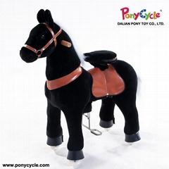 little plush horse