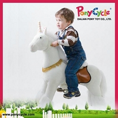 PonyCycle ride on animal toy