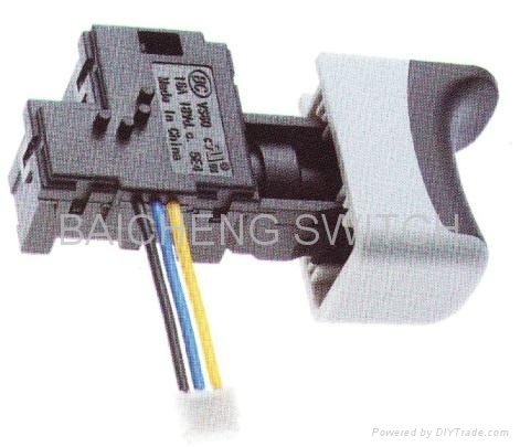 ON-OFF Power Tool Switch 16A