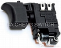 Variable Speed Power Tool Switch 25A