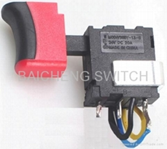 Variable Speed Power Tool Switch 3