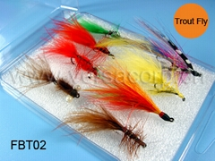 Trout And Salmon Collection,Fishing Flies