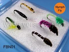 Nymph Box,Fishing Flies
