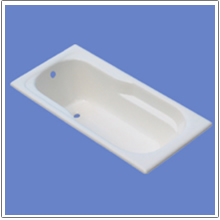 Double T Model Bathtub