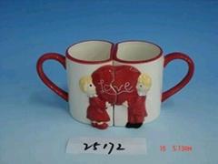 Ceramic Lover Mug Set/2