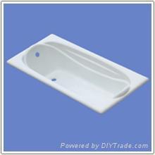 Sea Lion Model Bathtub