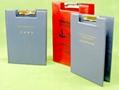 Clipboard folders, Presentation folders,