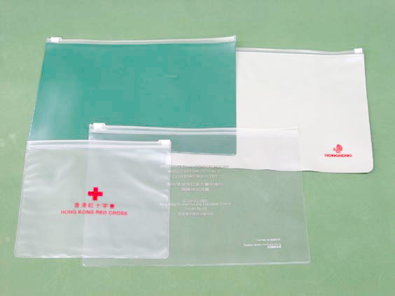 Clear Pouches Vinyl Pouches Zipper Bags Hong Kong