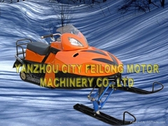 Snowmobile300cc