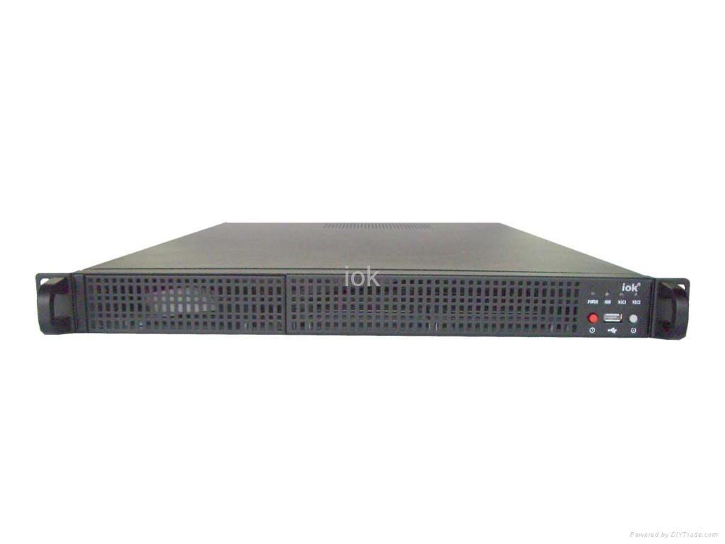 S1360 1u Rackmount Server Case Chassis Iok China