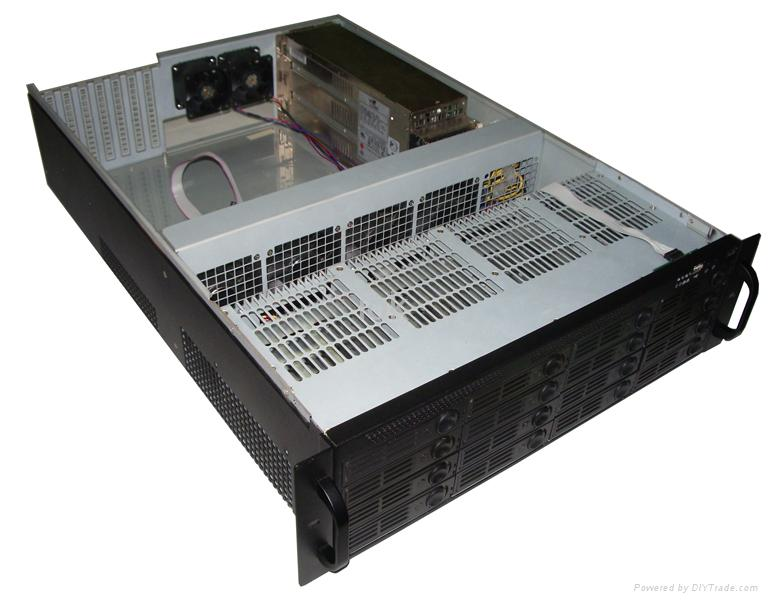 R31611 3U Rack mount Server Case / Chassis - iok (China