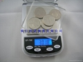Pocket Scale    digital  jewellery scale