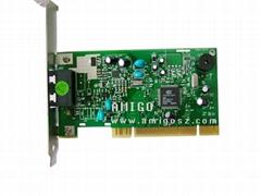 Conexant 11252 PCI Modem Card