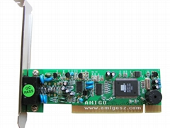 3com PCI Modem card