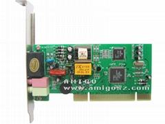 Ambient 5628 PCI Modem Card