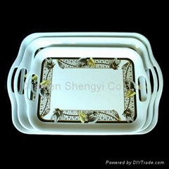 3pcs_Melamine_Tray_with_Handle