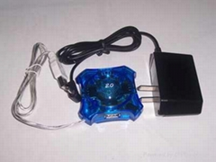 USB2.0集线器,带电源