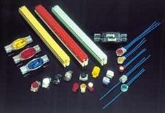 3M模块,接子线,瑞侃热缩套管,钢绞线,光缆