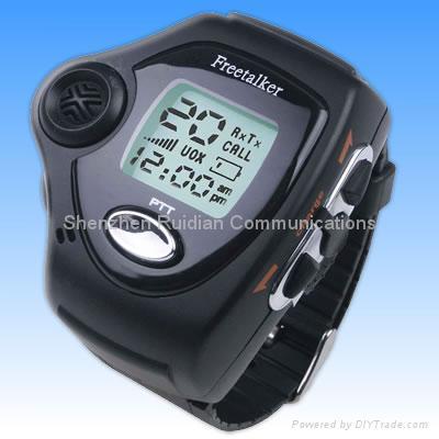 walkie talkie watch-RD820 1