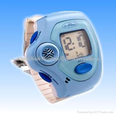 walkie talkie watch-RD820 3