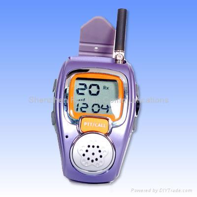 walkie talkie watch-RD008 1