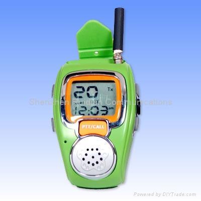 walkie talkie watch-RD008 3