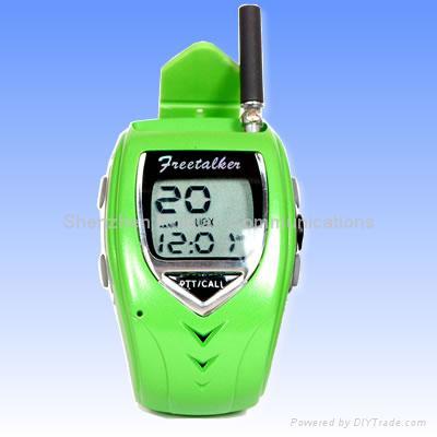 walkie talkie watch-RD018 2