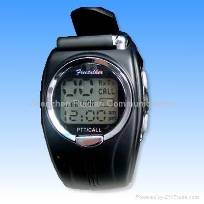 walkie talkie watch-RD028 1
