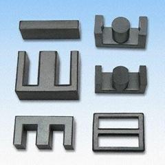 magnetic material ( ferrite core)