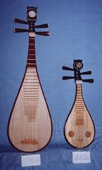 花梨琵琶、红木琵琶、专业红木琵琶