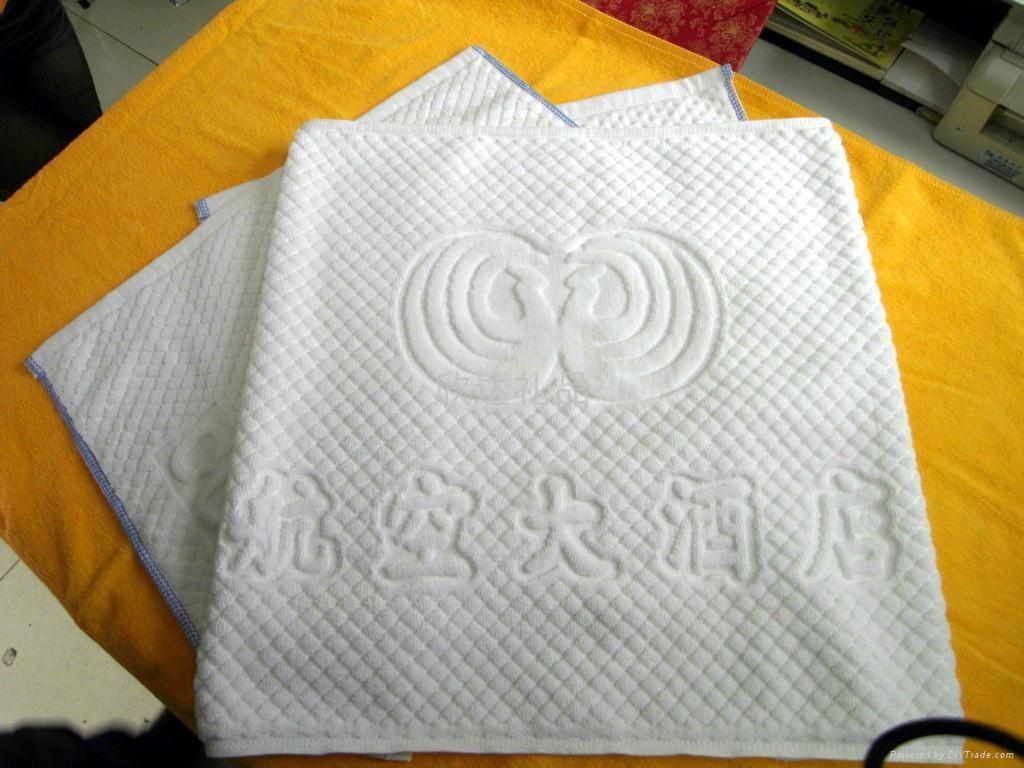 珠海毛巾定做酒店毛巾 1