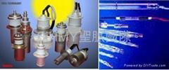德国WVS RF TUBE AND HV的零件