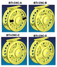 Fishing Reels( Spinning Reel, Baitcasting Reels, Carp Reels)