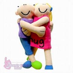 Good-friend Plush Dolls