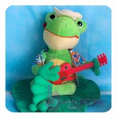 Electromotional Singing Frog