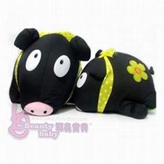 Flower Black Lover Pigs