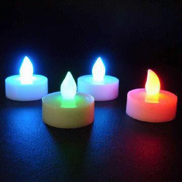 Super Mini Led Candle In 32 X 15mm Size Et 1527a China