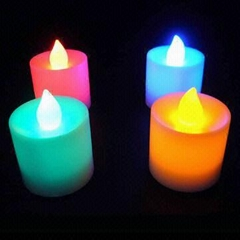 Vivid Flameless LED Candle in 37 x 34mm Size
