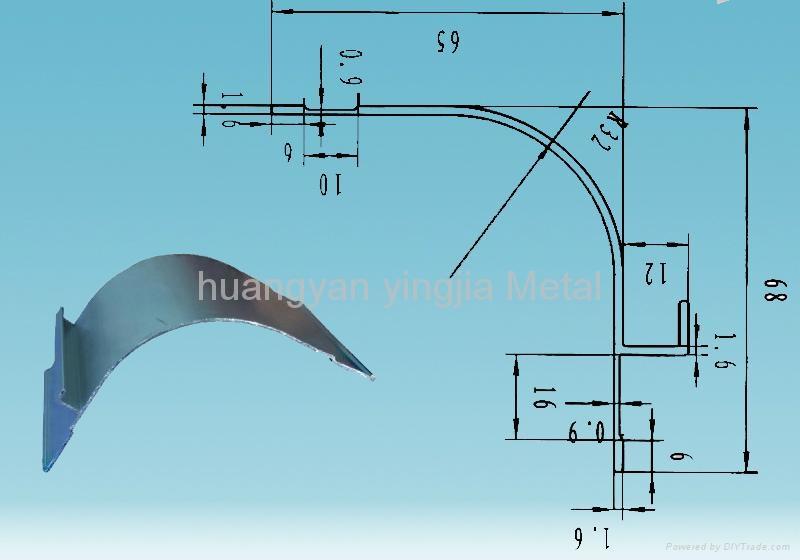 铝型材包边包角 4