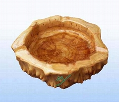wooden Ashtray ( MY60-1001) -wooden daily use