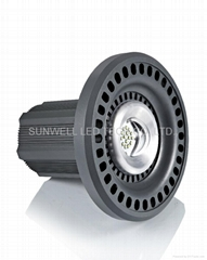 LED High Bay IP65  Bay100-C-100W with CREE led and MEAN WELL ballast