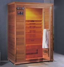 fir-022l far infrared sauna room