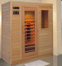 fir-033lc far infrared sauna room