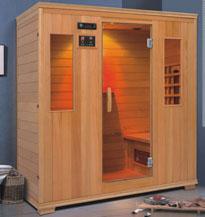 fir-044ld far infrared sauna room